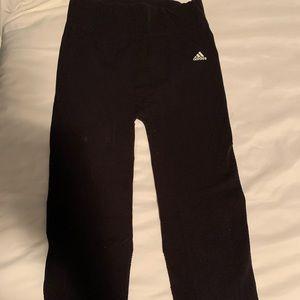 Black high waisted adidas leggings